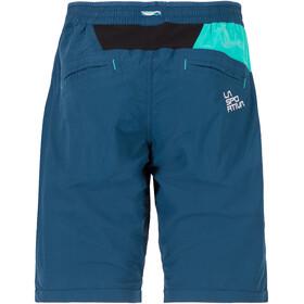La Sportiva Ramp Naiset Lyhyet housut , sininen/turkoosi
